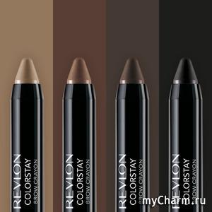 Revlon / Карандаш для бровей Colorstay Brow Crayon