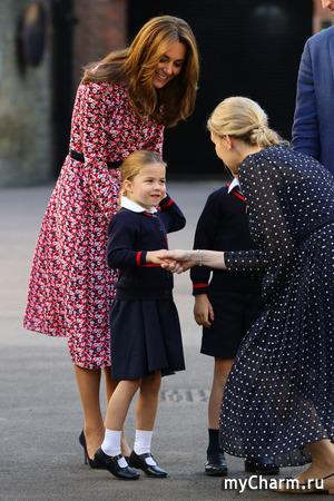 Кейт Миддлтон раскрыла вкусовые предпочтения маленькой принцессы Шарлотты
