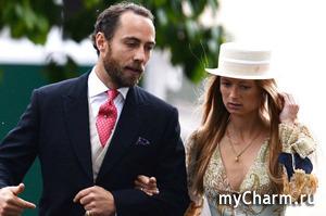 Брат Кейт Миддлтон скоро женится на француженке