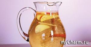 Напиток для желающих похудеть