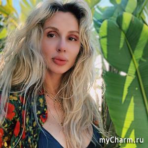 Светлана Лобода опубликовала фото без макияжа