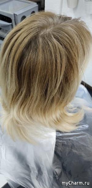 Полезный лайфхак для блондинок