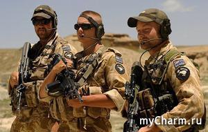 Новозеландским солдатам официально разрешили носить накладные ресницы и краситься