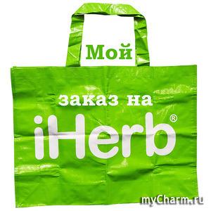 Октябрьский заказ от Iherb и срочная покупка в магазине органики.