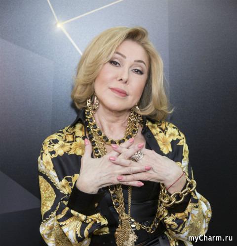 Любовь Успенская заявила, что не носит нижнее белье