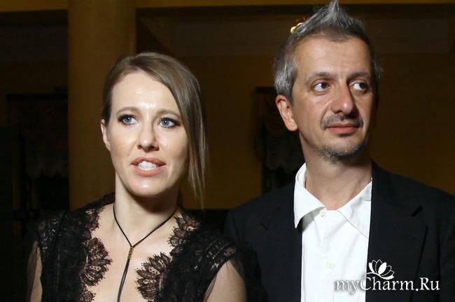 Ксения Собчак перестала скрывать вторую беременность