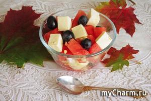 Мои любимые рецепты на пути к стройности. Часть 7. Салатики с фруктами и ягодами