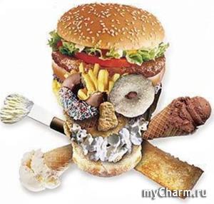 Мифы о здоровом питании и диетах