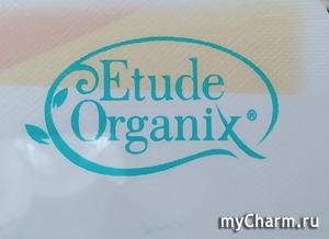 Etude Organix - нежная пузырьковая маска