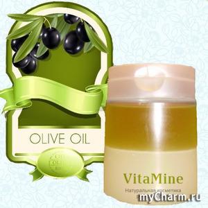 """VitaMine / Двухфазная жидкость для снятия макияжа с глаз """"Olive"""""""