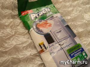 С салфетками от Paclan дома всегда будет чисто