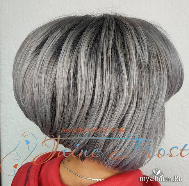 осветление волос