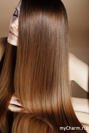 Estel Otium Diamond : потрясающая гладкость и зеркальный блеск волос