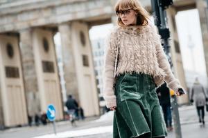 Вельвет в гардеробе современной модницы
