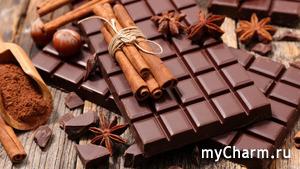 Шоколад и корица - прекрасный дуэт!