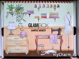Glambox delux март. Ожидания слегка не оправдались.