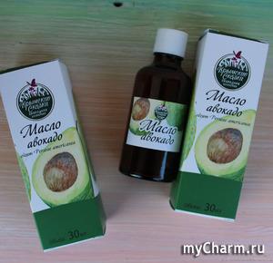 «Крымские сказки» масло из авокадо