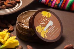 Faberlic / Spa Дары Майя Шоколадная маска-обертывание для волос