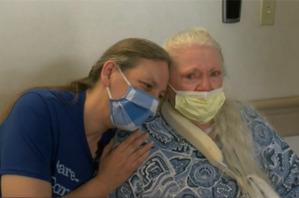 В Калифорнии две сестры познакомились благодаря коронавирусу