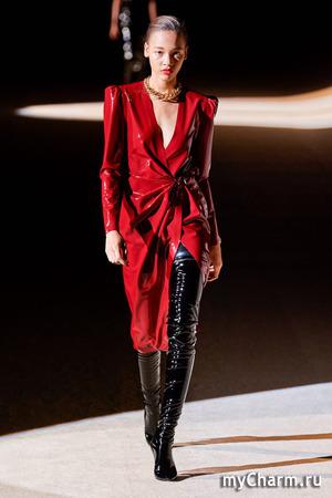 Мода – 2020: невероятный латекс!