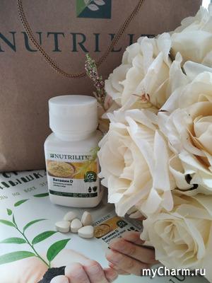 Витамин D от Nutrilite: Нет стрессам, слабому иммунитету и болезням!