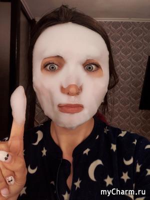 Веселый уход за кожей лица, что может быть лучше?
