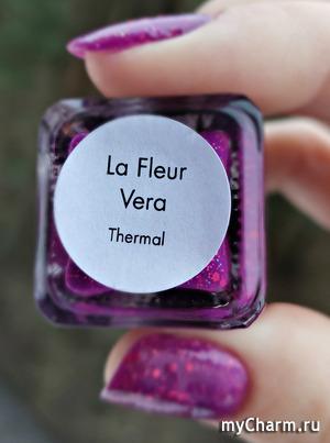 """Настоящий Термолак от Cadillacquer """"La Fleur Vera"""""""