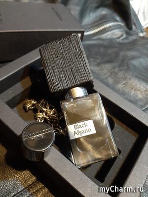 """Великий и""""ужасный"""" Black Afgano мой парфюмерный фаворит."""