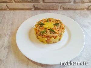 Салат «Торнадо» - это новый салат, который всем понравился!