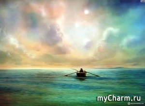 """""""Старик и море"""" как мультфильм. Оскар 2000 года."""