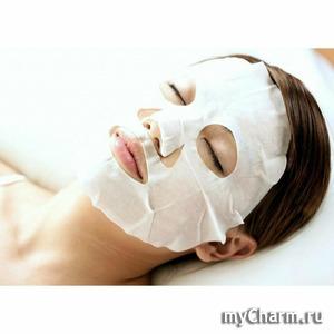 Говорят, что тканевые маски - зло!