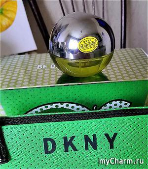 DKNY Be Delicious - пробудитесь после зимы!