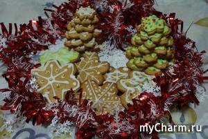 Мои угощения на Новогодний и Рождественский стол