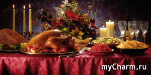 Новогодние блюда, и не только