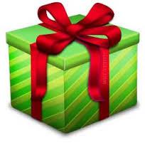 Подарок от подруги))