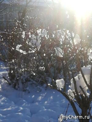 Симпатяги-снеговики