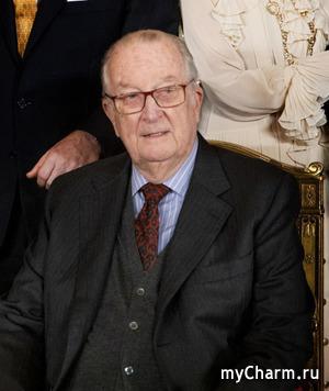 Бельгийский король признал внебрачную дочь
