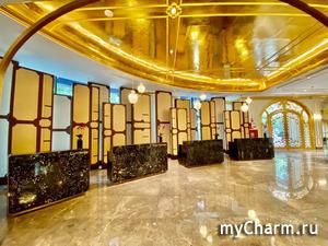 Первый в мире золотой отель был открыт во Вьетнаме