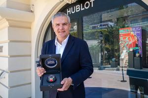 Hublot выпустил лимитированную коллекцию Boutique Monaco