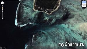 Подводные водопады: удивительное природное явление