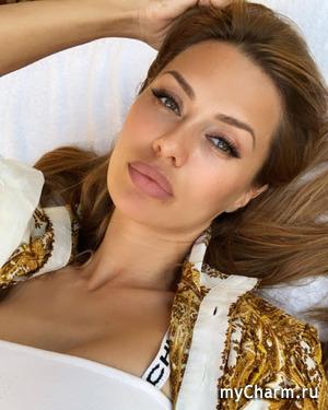 Виктория Боня поделилась секретами предотвращения старения кожи во время сна