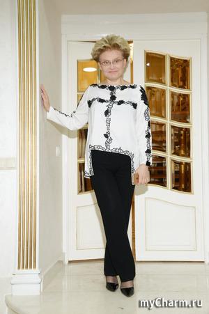 Елена Малышева рассказала о том, как она худеет