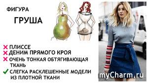Как выбрать юбку по типу фигуры? Шпаргалка.