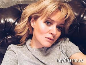 Анна Михалкова решила прекратить борьбу с лишним весом