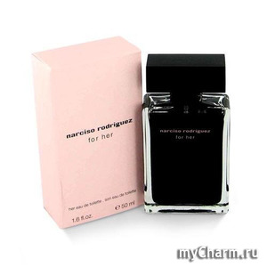 Мой аромат - Narciso Rodriguez For Her