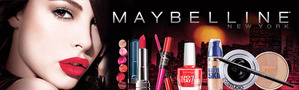 Марка косметики, которой я доверяю: Maybelline