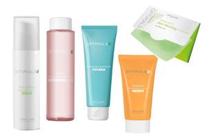 Бережное очищение кожи лица