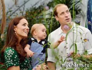 Принц Уильям в шутку упомянул, что теперь не надевает брюки на конференции