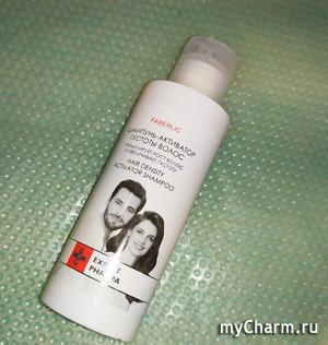 Как работает шампунь для роста волос Expert Pharma от Faberlic