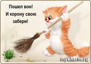 Ударим смехотерапией по короновирусу!!!))